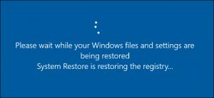 Systemwiederherstellung unter Windows 7